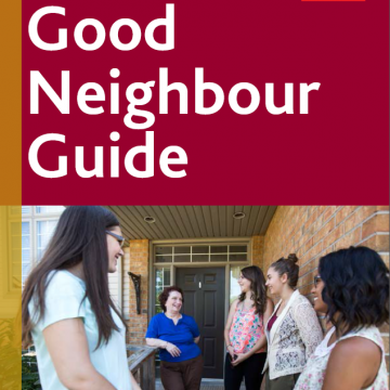 Good Neighbour Guide icon